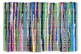 Kitchen Rag Rugs Washable Amazon Com Dii Contemporary Reversible One Of A Kind Area Rug