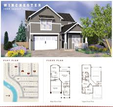 renderings u0026 floor plans u2014 farmington reserve bend homes in the