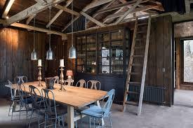 barnhouse rustic barn house near lake ranco by estudio valdés arquitectos