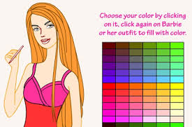 barbie coloring book game coloring games games loon
