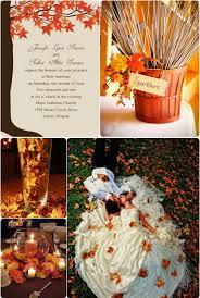 autumn wedding ideas fall wedding invitations ideas 2013