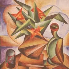 cubism flower painting browse artworks picassomio