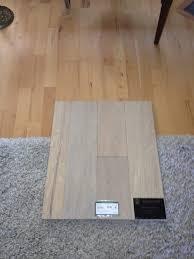 has anyone put wood floors