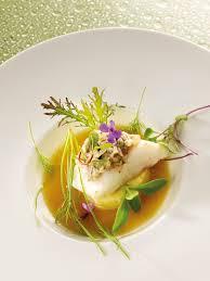 cuisine cabillaud filet de cabillaud cuit à basse température tartare d huîtres et