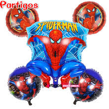 Spiderman Decoration Spiderman Party Decoration Reviews Online Shopping Spiderman