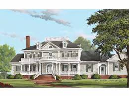 neoclassical home plans eplans neoclassical house plan verandas 5564 square and 4
