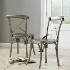 fantastic metal dining room chairs and best 25 metal dining chairs