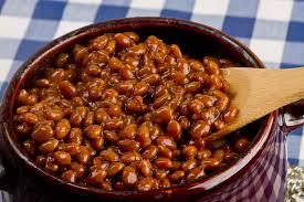 molasses baked bean recipe with salt pork