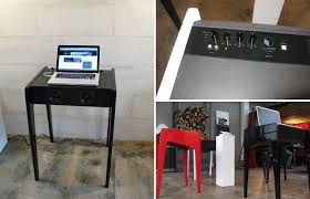 mini bureau informatique ld 120 un dock bureau design pour ordinateur portable cnet