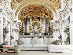 Wall Murals 3d 3d European Palace Sculpture Church Mural Tv Background Wall Mural