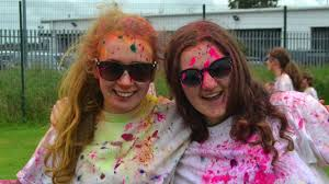 regent house colour run 2016 youtube