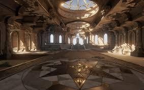 throne room the temple of utu martinh u0026 minos u2014 polycount