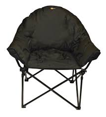Travel Chair Big Bubba Faulkner 49570 Big Dog Bucket Chair Black