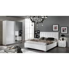 chambre laqué blanc brillant chambre a coucher moderne laqué blanc brillant achat vente