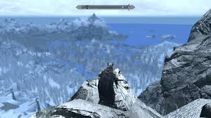 Skyrim Quality World Map by Anyone Know The Cause Of This Glitch With Distant Ocean Water