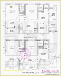 two floor house plans luxury two floor house plans in kerala home furniture and