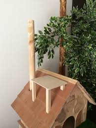 Free Diy Cat Tree Plans by Diy Cat Tree Offers Alternative To Conventional Scratching Posts