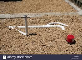 Subfloor Basement Subfloor Plumbing Pipes Prior To Pouring Basement Floor On New