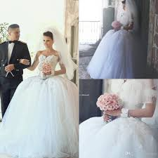winter wedding dresses ball gowns sweetheart neck flower lace