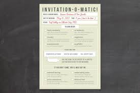20 clever and wedding invitations