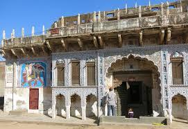 Old Mansions Havelis Old Merchant Mansions Of Shekhawati Wanderloot