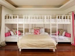 Best Shared Kids Room Decor Images On Pinterest Children - Girls room with bunk beds