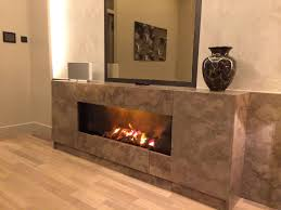 simple portable modern fireplace home interior design gallery
