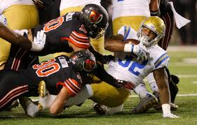 Flag Football Utah Ucla Suffers More Serious Injuries In One Sided Loss At Utah