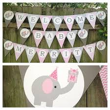 baby shower theme for both boy and baby shower elephant theme