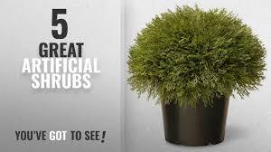 top 10 artificial shrubs home decor 2018 national tree 15 inch