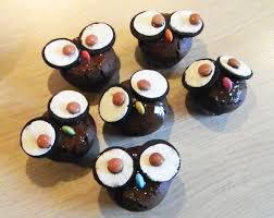 how to make cute owl cupcakes youtube