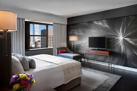 Suite Discoveries Contemporary Luxury High Above Manhattan - Bedroom furniture nyc