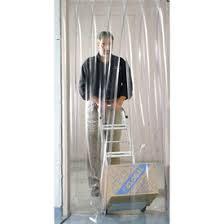 Strip Curtain Roll Strip Doors At Global Industrial