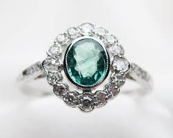 emerald antique rings images Emerald engagement rings seattle washington jpg