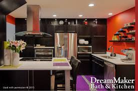 Contemporary Kitchens Dreammaker Bath U0026 Kitchen
