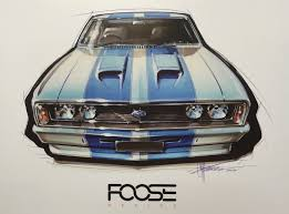 classic cars drawings chip foose de 50 bocetos para overhaulin chip foose cars