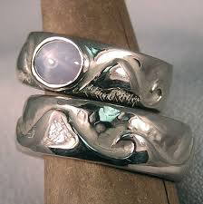 custom wedding bands custom wedding rings made is easier than you may think