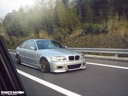 stancenation bmw 2002 nation usdm e46 from japan tremek car videos street car drag