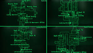 Fallout New Vegas Map With All Locations by Image Vault 92 Loc Map Png Fallout Wiki Fandom Powered By Wikia