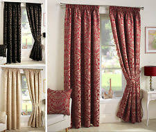 extra wide curtains ebay