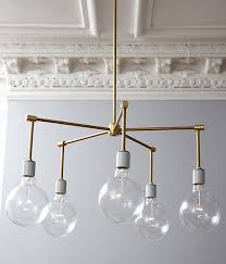 Light Bulb Chandelier Diy 14 Creative Chandeliers To Buy Or Diy Brit Co