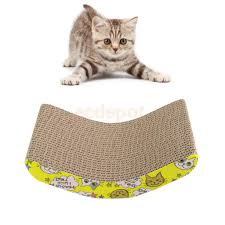 Cat Lounge Scratcher Compare Prices On Corrugated Cat Scratcher Online Shopping Buy