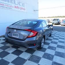 new 2017 honda civic lx 2 0l 4 cyl 6 spd manual fwd 4d sedan in