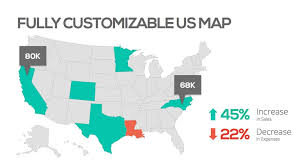 map usa states template usa map template for powerpoint fully editable premiumslidescom