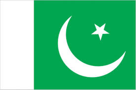 What Country Has Red White And Green Flag Pakistan