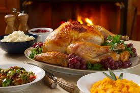 typical thanksgiving menu where to celebrate thanksgiving in the uk