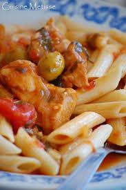 cuisine metisse sauté de veau aux olives et à la coriandre cuisine métisse