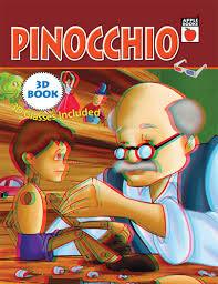3d book pinocchio kids books apple publishing international