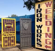 appreciating local businesses ironworks watts community studio