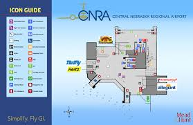 Grand Central Terminal Map Terminal Layout Grand Island Central Regional Airport